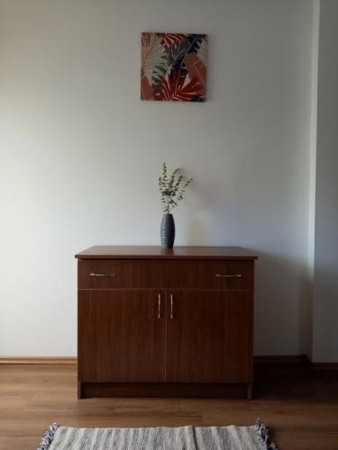 1-es apartman heverős hálószoba