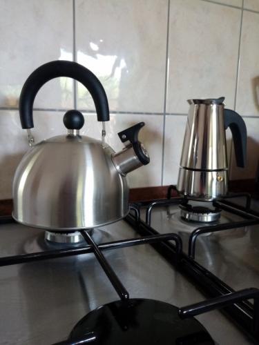 Tea és kávé főzési lehetőség